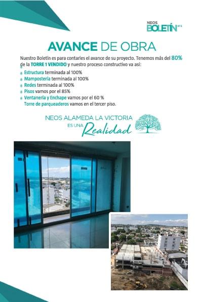 Neos Alameda - Boletin Cinco - pagina tres