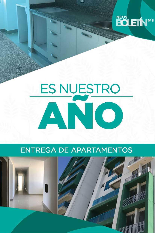Neos Alameda - Boletin Ocho - pagina uno