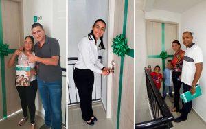 Más de 100 familias han comprado en Neos Alameda.