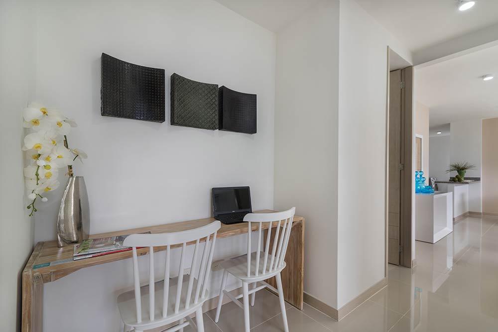 Neos Alameda - La Victoria - Apartamento modelo - estudio