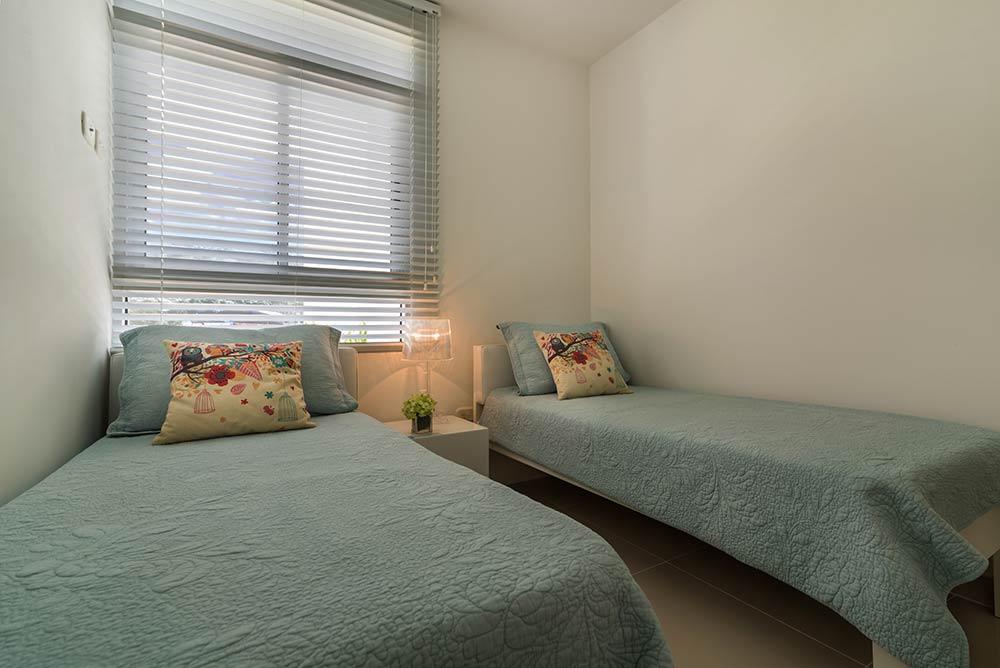 Neos Alameda - Tercer Dormitorio