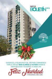 Navidad es la mejor época del año para compartir en familia, por eso Neos Alameda La Victoria donde se hacen realidad tus sueños