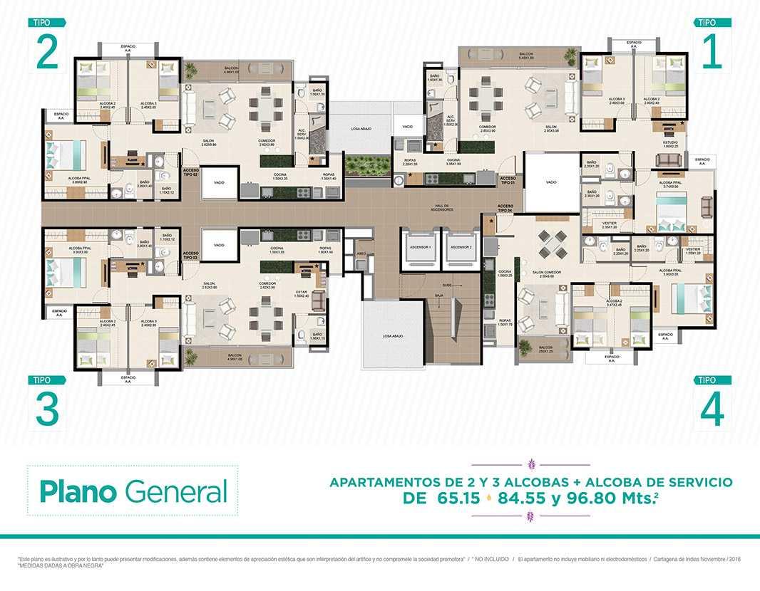 Neos - Alameda -plano general