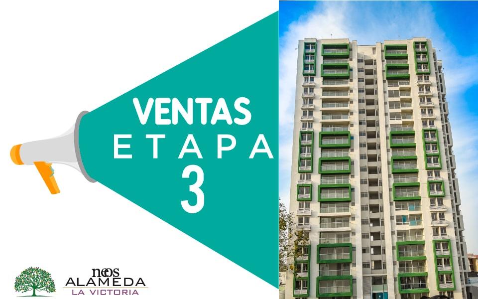 VENTAS ETAPA 3